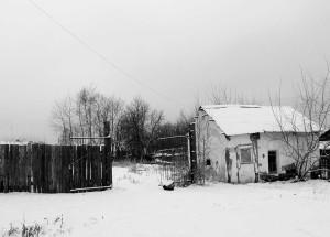 Город Сосенский, 2014 г., место где была пекарня.