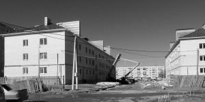 Сосенский. Новые дома в микрорайоне Победы