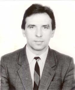 Председатель поссовета Сосенского Александр Александрович Стефанов