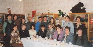 2005 год. Районный семинар заведующих и методистов в ДОУ «Рябинка».
