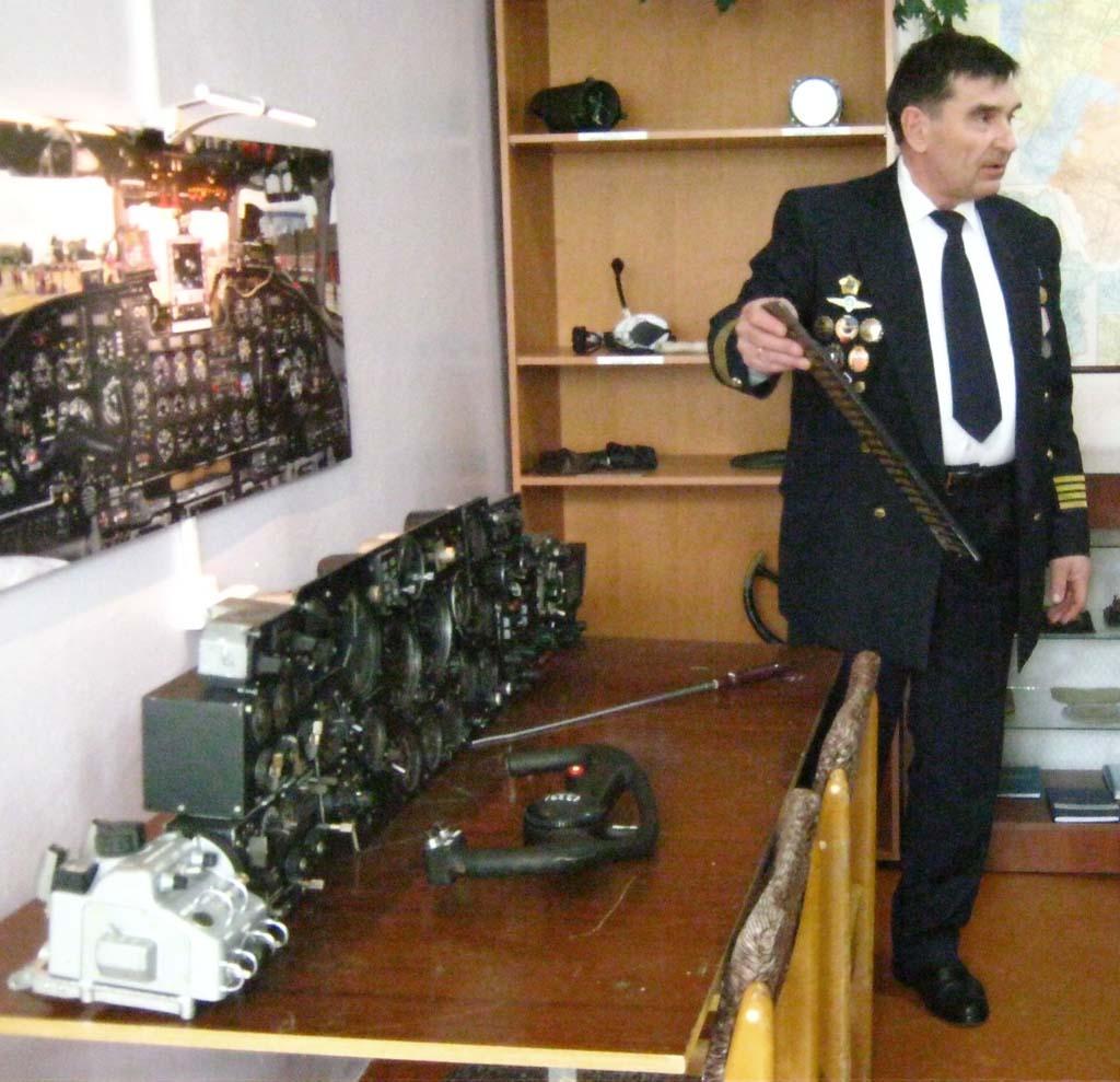Сосенский школьный музей