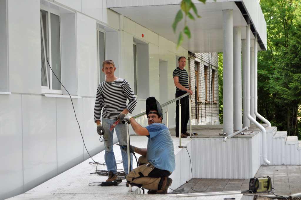 В Сосенском откроется МФЦ