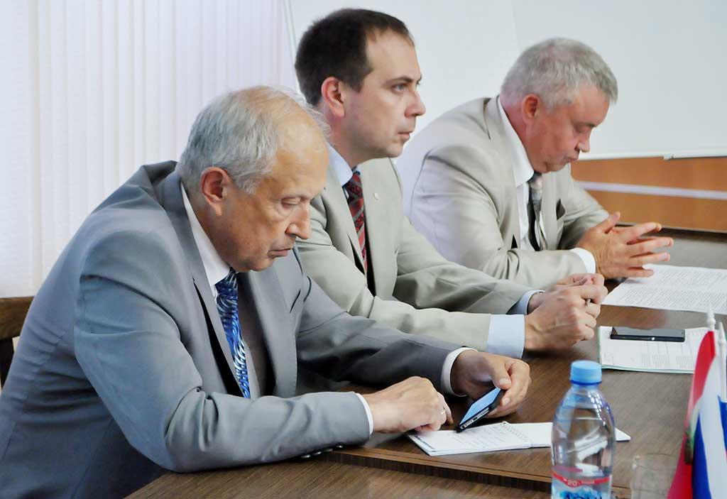 Сосенский Приборостроительный завод Бабурин, Шмаков, Ливенцев