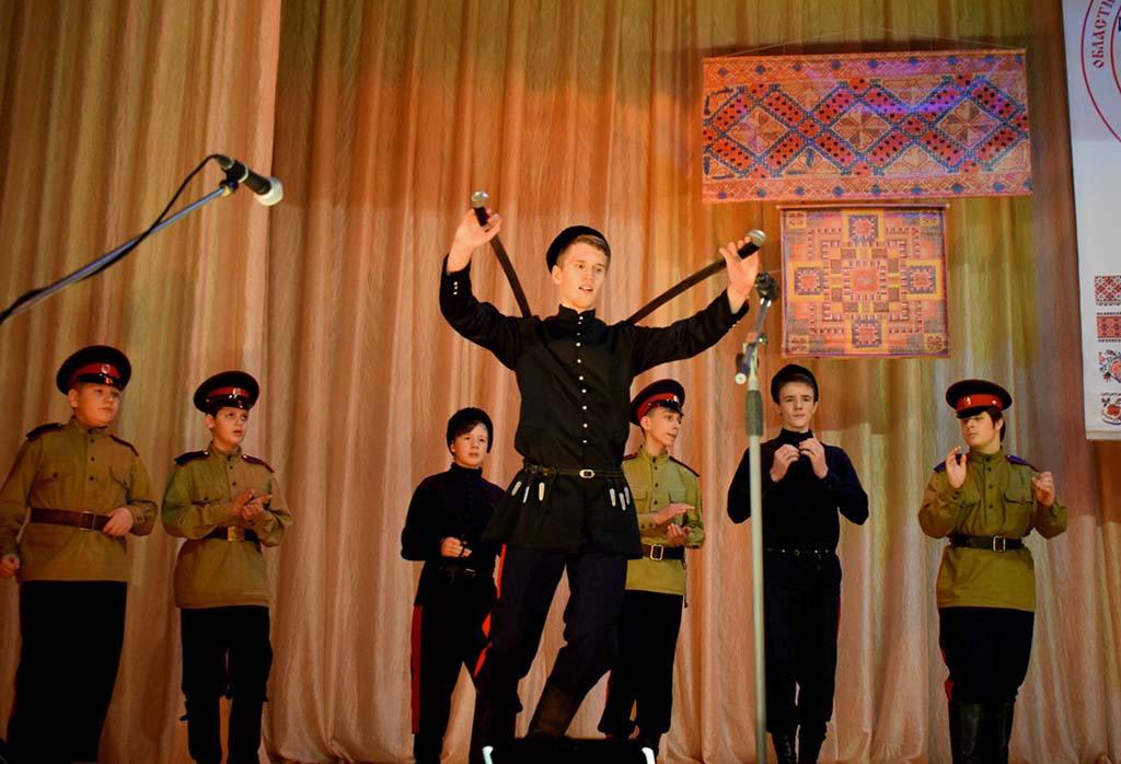 Фольклорный ансамбль «Казачата»