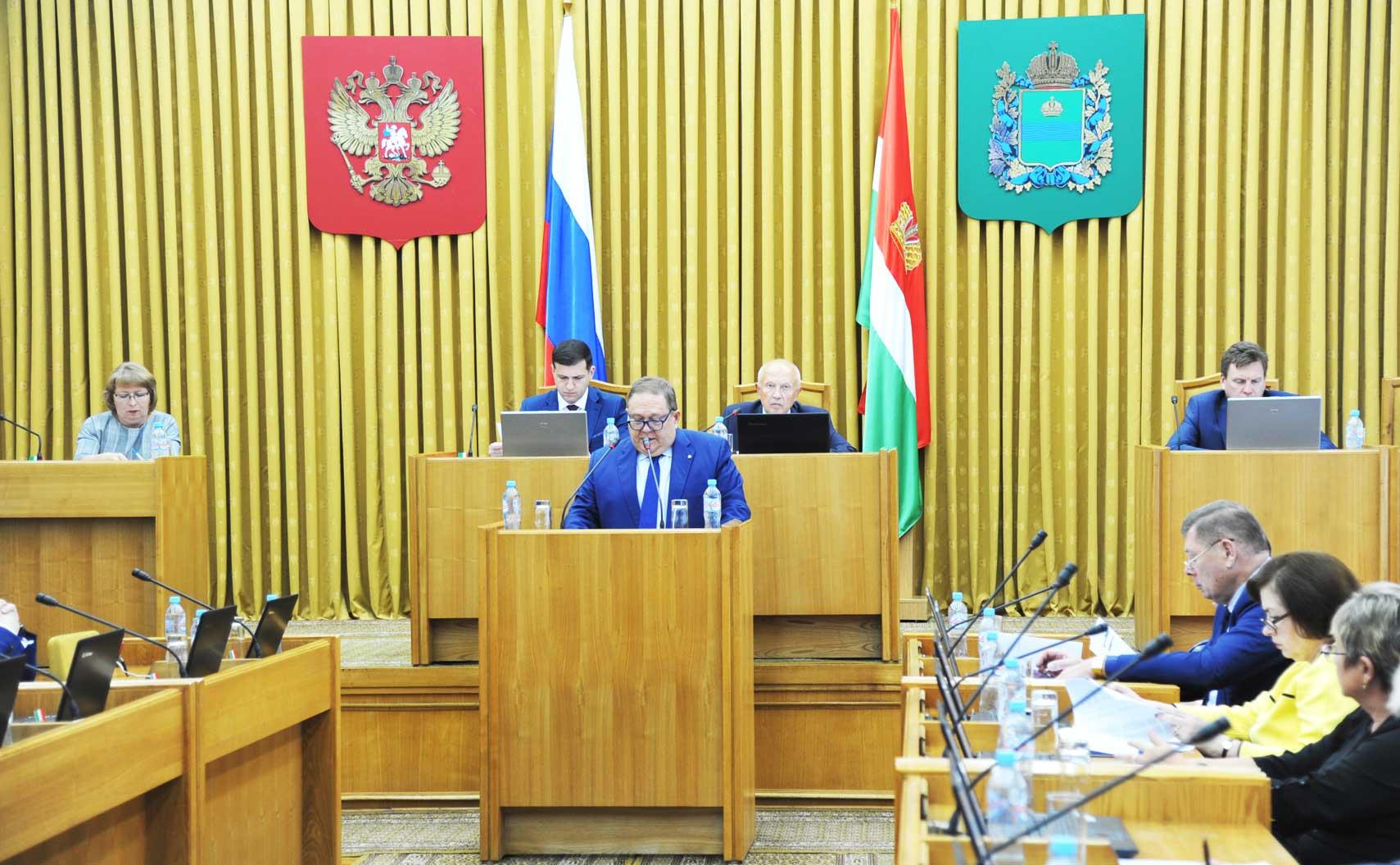 Заседание по решению медицинских проблем в Калужской области