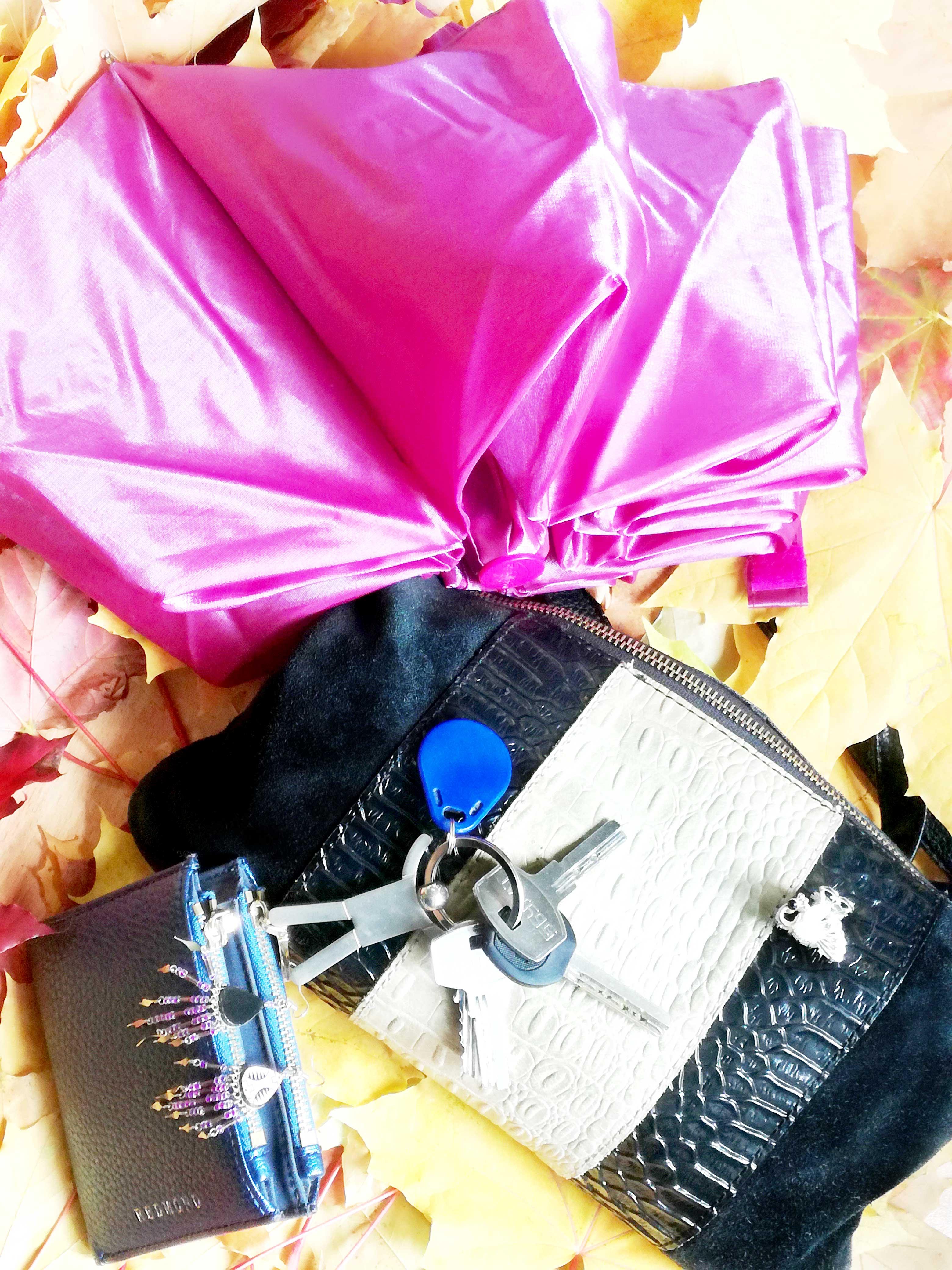 Выбираем модные осенние аксессуары