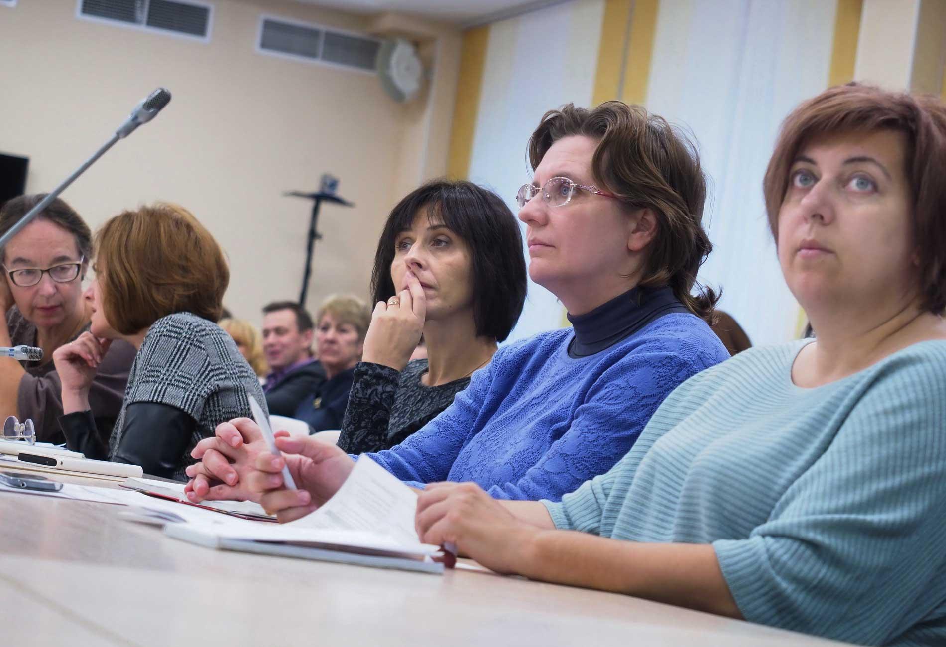Развитие учителей школ