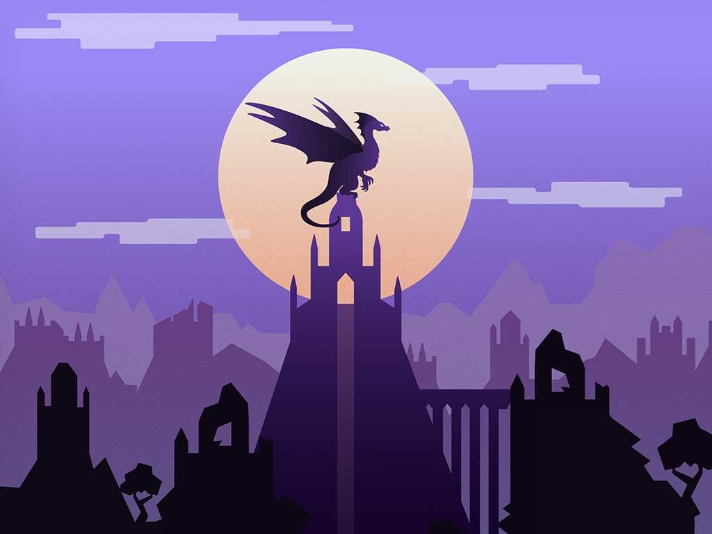 Земля Драконов