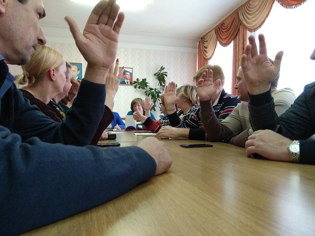 Новым главой администрации Сосенского назначена Маргарита Кавочкина