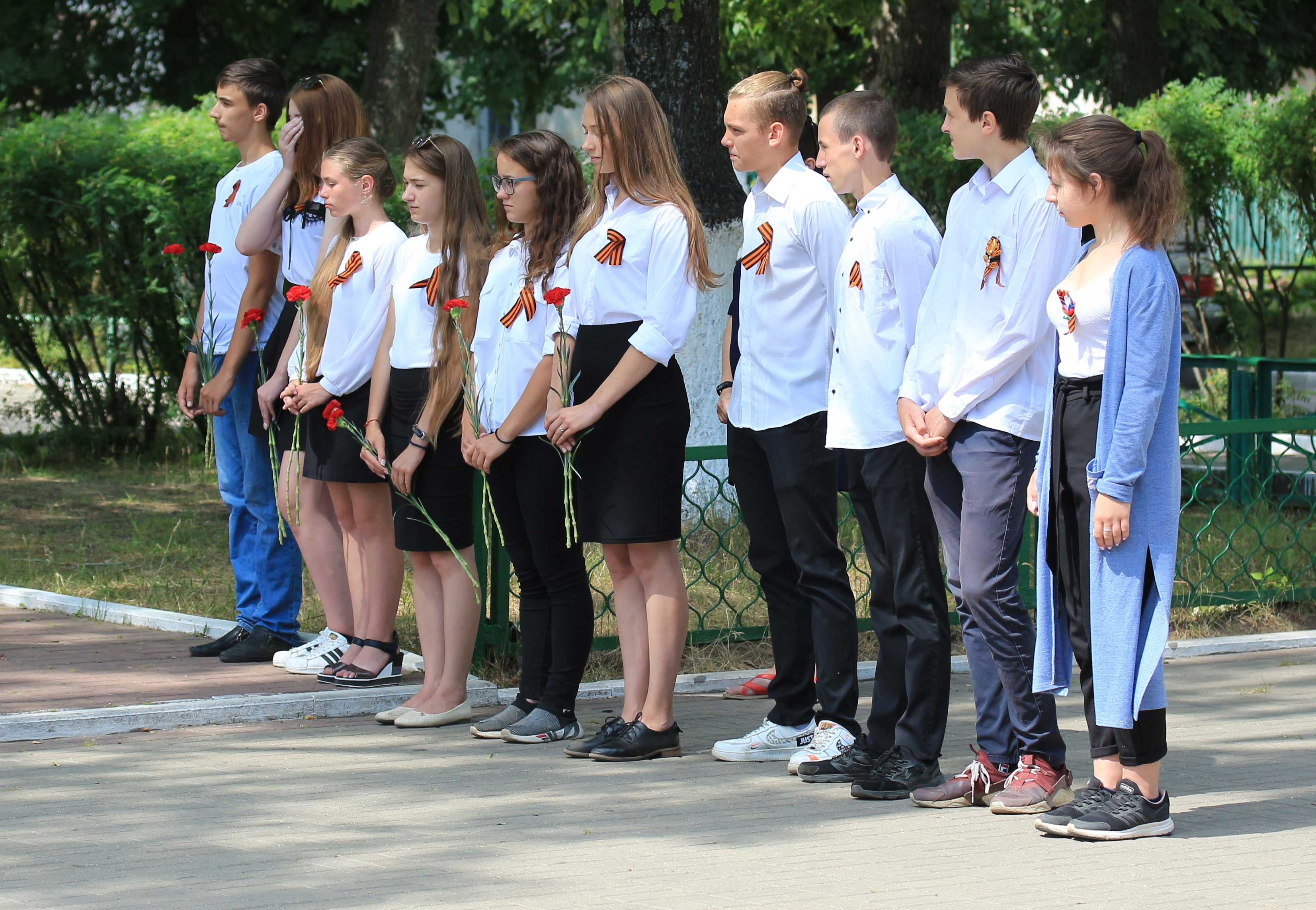 волонтеры «Бригантины»